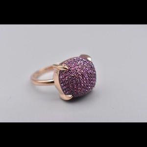 🌺 Tiffany&Co Paloma's sugar stacks ring